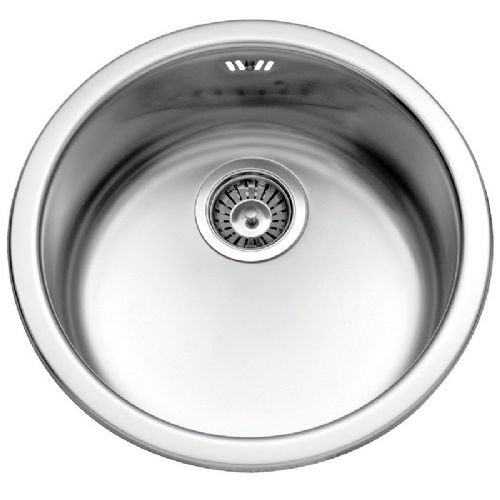 Caple Form BI45 Stainless Steel Inset Kitchen Sink